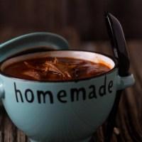 Meaty Tomato Soup