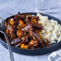 Sweet and Sour Pineapple Pepper Steak