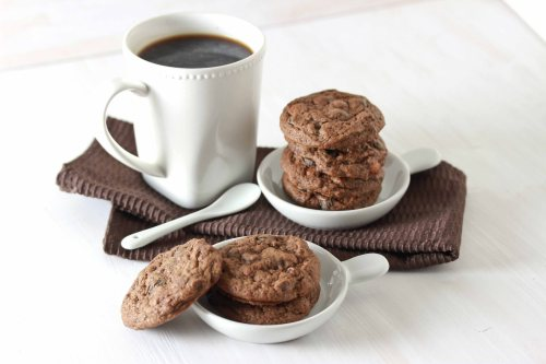 mocha cookies 1