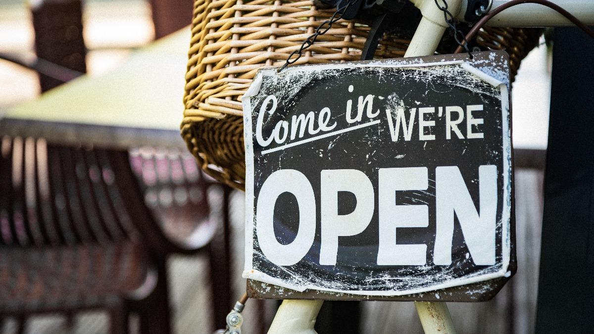 Google Ads Local Campaigns - come in we're open