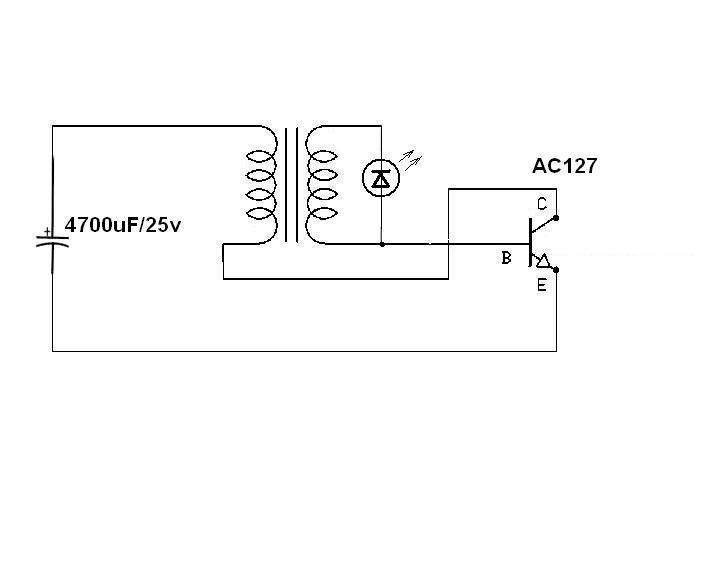 Akula0083 30 Watt Self Running Generator.