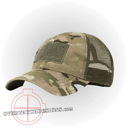 Multicam Notch Hat