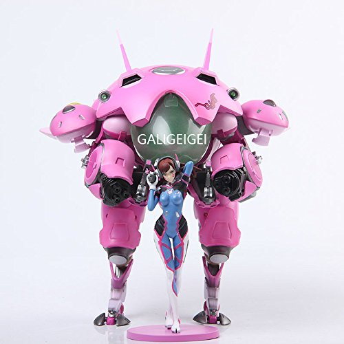 9 Overwatch DVA Meka Collectible Action Figure Statue Overwatch Merchant