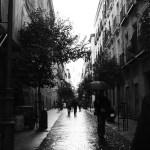 Travel Photography – Rainy Madrid Weather