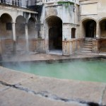 Travel Photography – Ancient Roman Baths in Bath, England