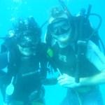 Dolphins, Buoyancy, and Naked People – Utila, Honduras