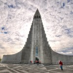 Photo Friday: HDR Church in Reykjavik Iceland