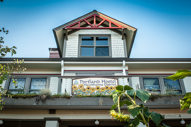 Sustainable Tourism Portland Hostel