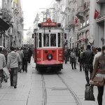 Wanderlust Wednesday – Tram in Istanbul