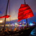 Wanderlust Wednesday – Hong Kong Harbor