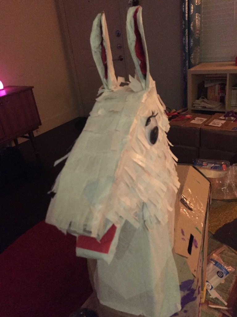 unicorn piñata