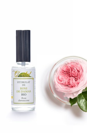 Rose de Damas Bio 50ml ou 100ml