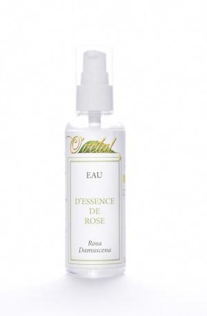 Eau d'Essence de Rose 100ml ou 150ml