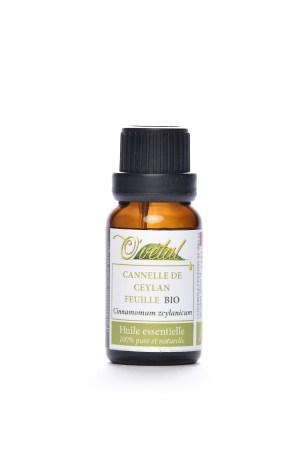 Cannelle de Ceylan Feuille Bio 15ml ou 30 ml