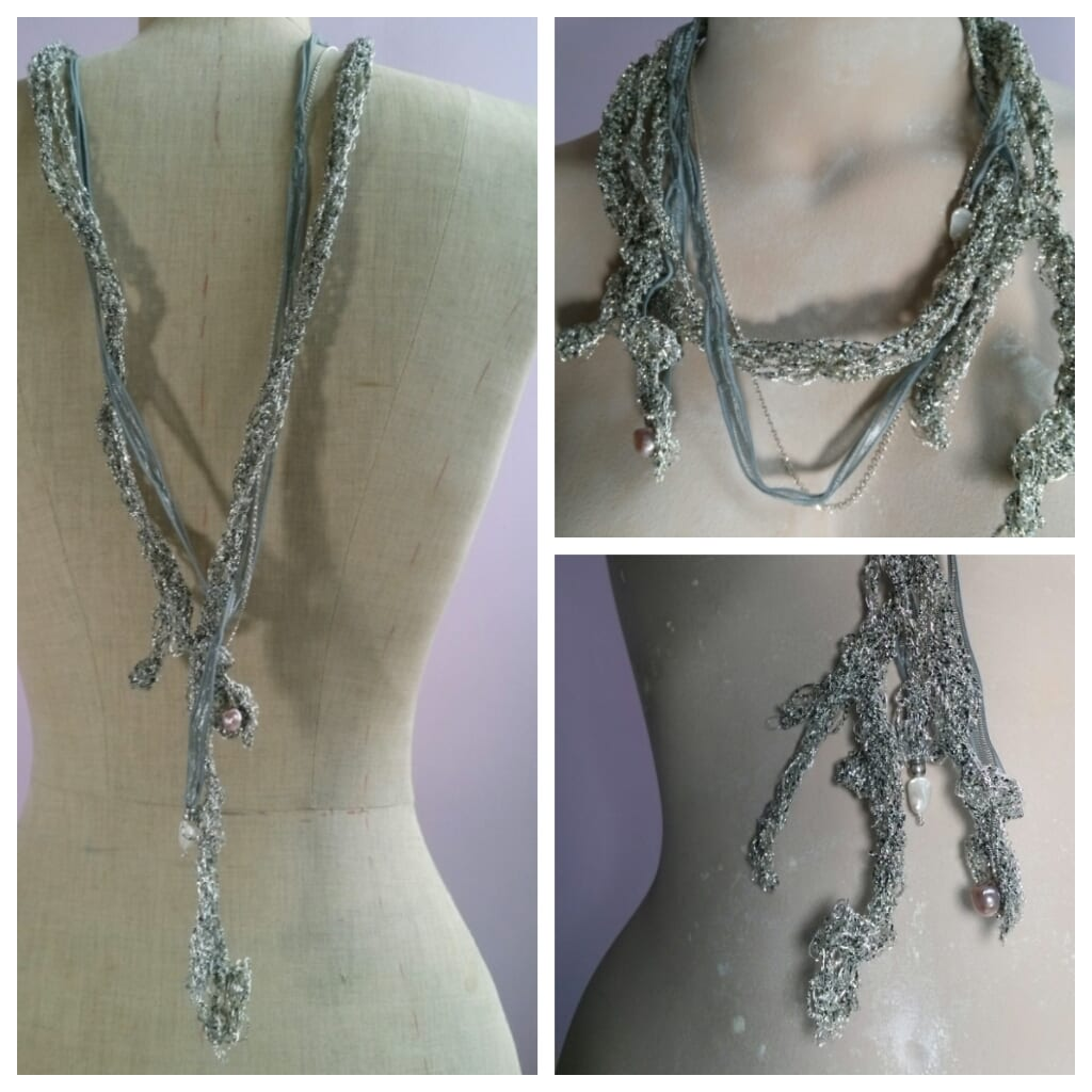 Collier liane multiforme