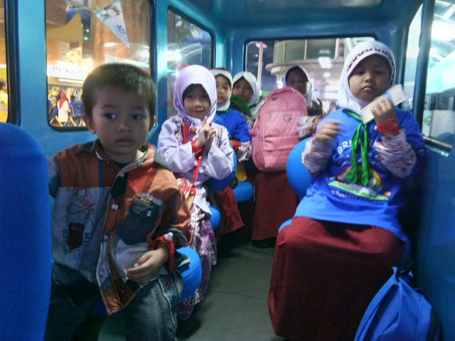 City Tour Kidzania