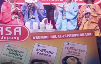 Warasa, Bumbu Halal Masakan Jepang