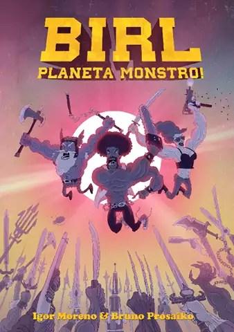 Birl Planeta monstro