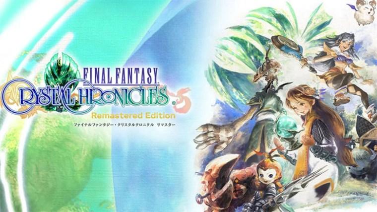 Final Fantasy Crystal Chronicles Remastered' chega em agosto