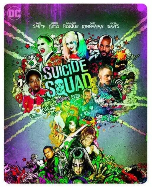 Resultado de imagem para Esquadrao Suicida (2016) bluray