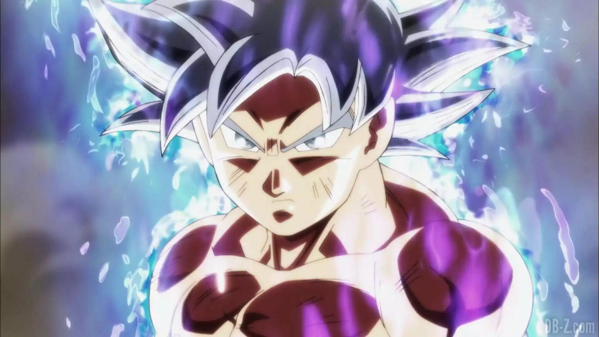 Dragon Ball Super Incrvel Figura De Goku Com Instinto Superior Completo Revelada