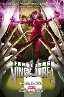 FABULOSOS VINGADORES - RAGNAROK