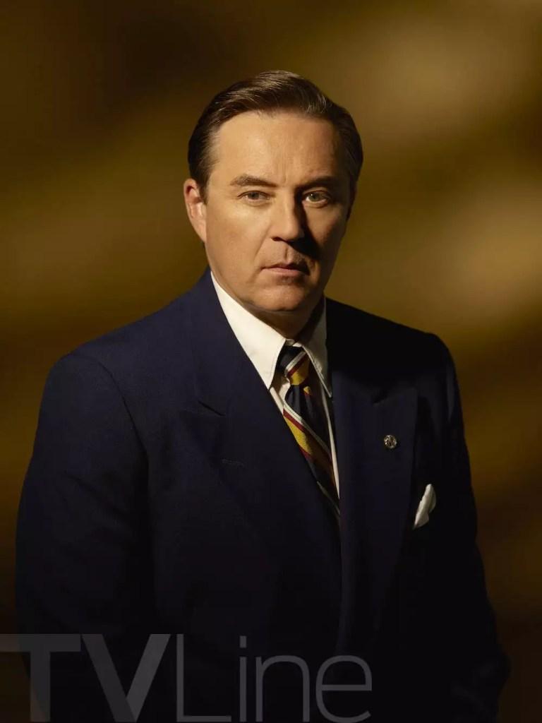 "MARVEL'S AGENT CARTER - ABC's ""Marvel's Agent Carter"" stars Currie Graham as Calvin Chadwick. (ABC/Bob D'Amico)"
