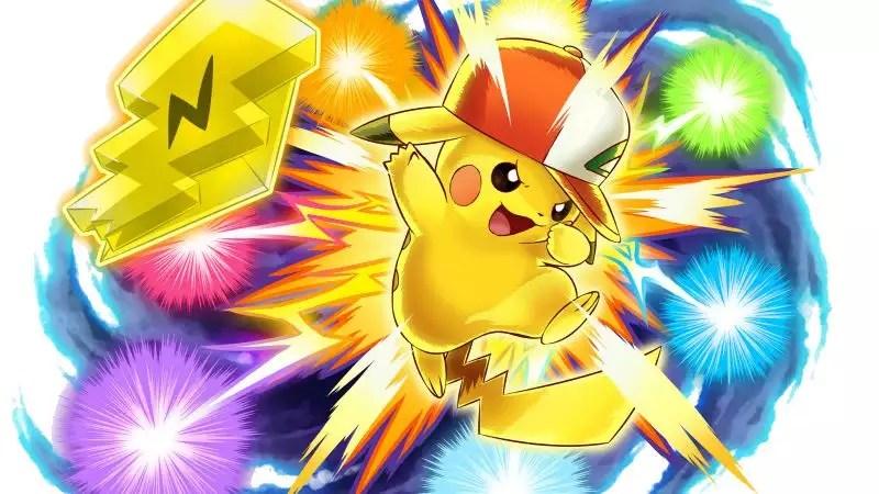 Come a a distribui o do pikachu com bon de ash em - Image de pokemon ...
