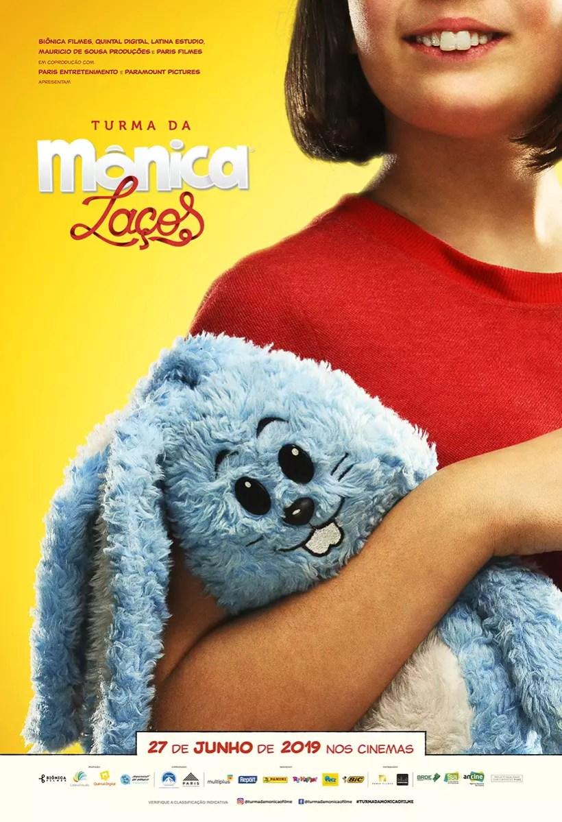 [FILMES] - Notícias diversas, trailers, etc! - Página 16 Poster-turma-da-monica-lacos