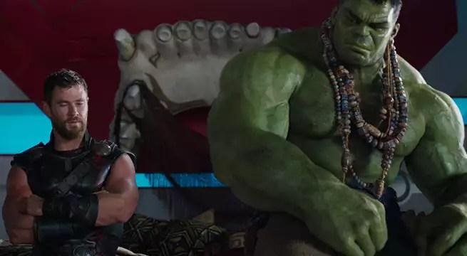 Resultado de imagem para hulk e thor