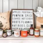 fall nook items