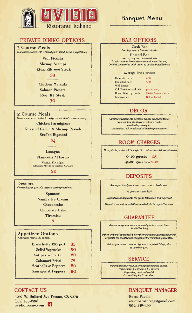 Banquet Menu - 2 & 3 Course-01.png