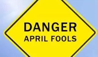 1 aprilie pericol