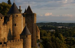 O'Vineyards Carcassonne city