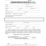 """Solicitud de Admisión de Socios Sección """"OVINO"""""""