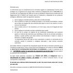 Corte de rabo y actualización de censos