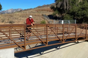 Rice Canyon Canal Bridge is complete, but we need your help to pay for it
