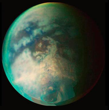 NASA poderá decidir este ano se enviará sonda para lua de Saturno