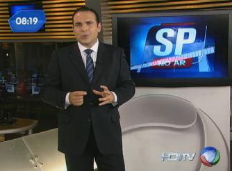 Reportagem Record sobre OVNIs e a liberação de documentos pelo governo.