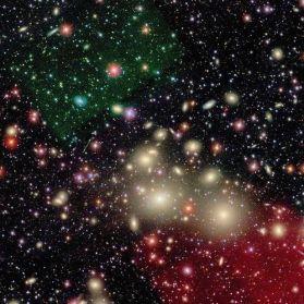 civilizações avançadas podem viver dentro de gigantescos buracos negros