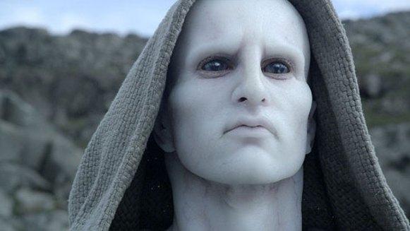 """Alienígena """"criador"""" do filme Prometeus."""