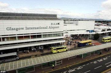 Aeroport Interncional de Glasgow