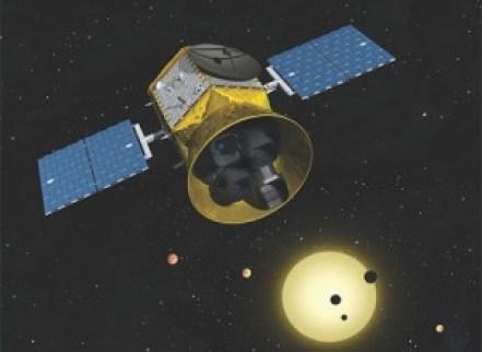 telescópio começa sua busca por planetas habitáveis