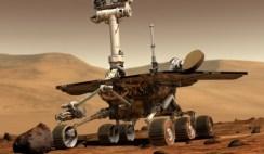 NASA encontra seu jipe-sonda em Marte após tempestade