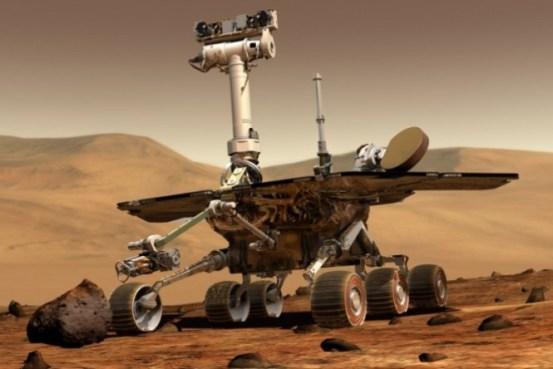 NASA revela sobre transmissão inexplicável vinda de Marte