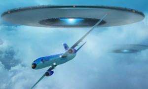 Dois aviões russos de passageiros obrigados a mudar de rota devido a OVNI