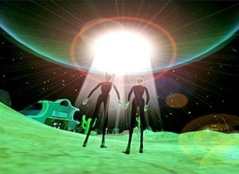 Cientistas descobrem que alienígenas definitivamente existem