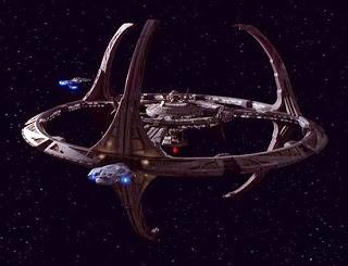 Estação DS9 de Jornada das estrelas