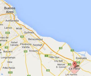 Região onde foi relatado o ocorrido.