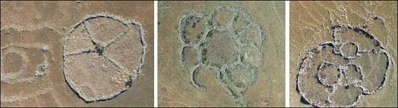 Ruínas com prováveis 200.000 anos de idade